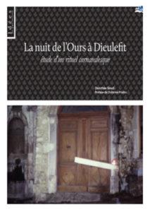 La nuit de l'Ours à Dieulefit de Dorothée Small - éditions Bleulefit